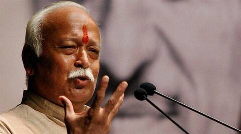 The crisis was defused after RSS chief Mohan Bhagwat intervened.