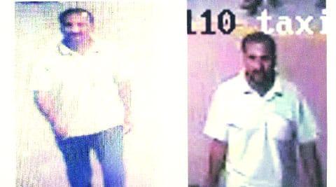 CCTV grab of Sanap