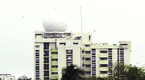 At present, the radar is installed atop a building in Colaba's Navy Nagar.