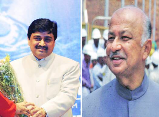 While former CM Ashok Chavan may be named for Nanded LS seat, Union Home Minister has been fielded from Solapur.