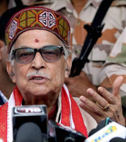 Murli Manohar Joshi breaks silence over the reported row in BJP