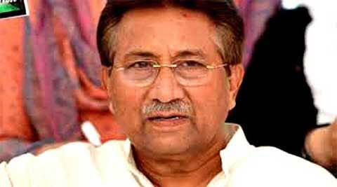 Musharraf had on Tuesday failed to turn up for his indictment in the court citing security reasons and was summoned on Friday