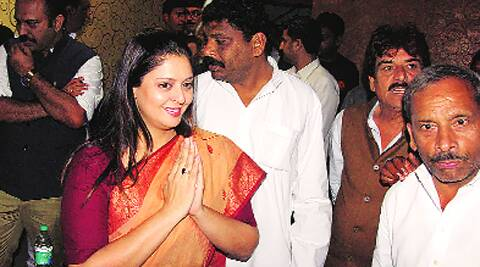 With her all-male team, Nagma readies for tough Meerut battle