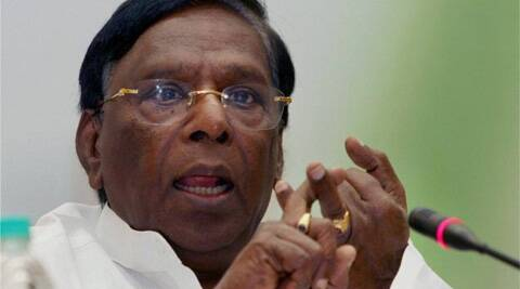 Narayanasamy said that the opposition parties including BJP did not allow discussion on the anti-corruption legislations. (PTI)