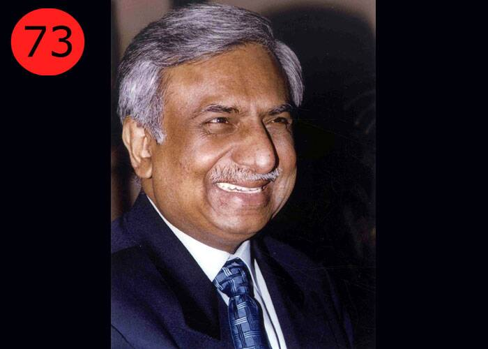 <b>Naresh Goyal</b> (63), Chairman, Jet Airways<br />  <b>WHY</b>: Much before the government started the process to relax foreign investment norms and allow international carriers to buy stake in their Indian counterparts, Jet Airways started its stake sale negotiations with Etihad. Jet became the first Indian carrier to get foreign investments after the rules were relaxed in September 2012.