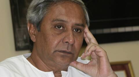 Patnaik, who is also president of the ruling BJD, filed four sets of nomination papers. (Express Archive)