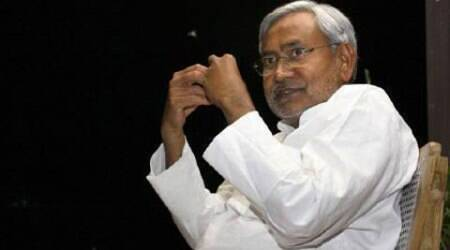 Nitish Kumar took potshots at Paswan for making pre-poll alliance with the BJP and said he was an expert in making political somersault.