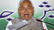 Lalu is a 'rental' player of Congress: Nitish Kumar