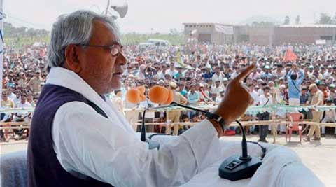 Nitish said that not only the Muslims, but Modi could not stand an adversary like him. (PTI)
