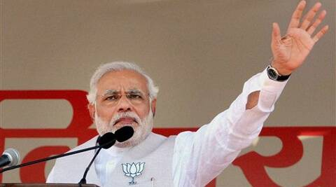 Modi said he does not think those who looted the nation can escape. (PTI)