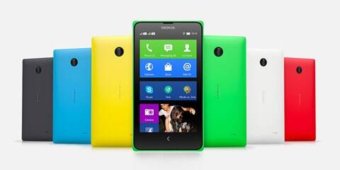 Nokia X is priced Rs 8,499