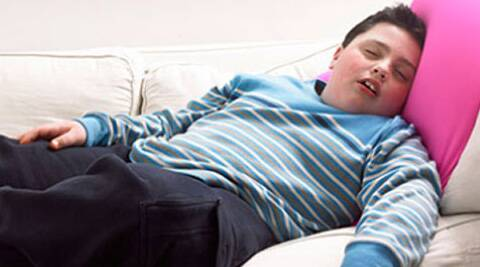 Researchers found that cardiometabolic risk in obese adolescents may be predicted by typical sleep patterns. (Thinkstock)