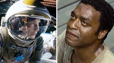'12 Years a Slave', 'Gravity' to fight it out.