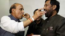 Not merged with BJP, still committed to secularism: Ramvilas Paswan