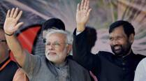 Paswan, secular face at BJP rallies all over