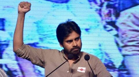 """I don't want to let a split in votes,"" Kalyan announced on Thursday. (PTI)"