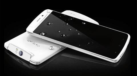 The company has also chosen to enter the market with a high-end device that aims to take on the Samsung Galaxy Note 3 and the Nokia Lumia 1520.