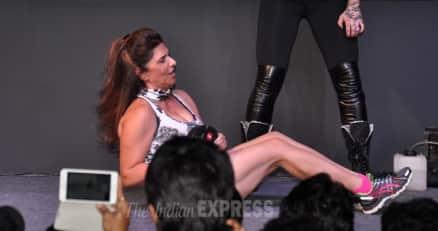 Fitness freaks – Ranveer Singh, Arjun Kapoor, Pinky Roshan