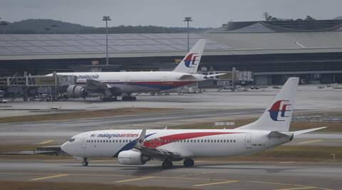 The timing of the last words has sharpened suspicions that one or both of the pilots may have been involved in the plane's disappearance. (AP)