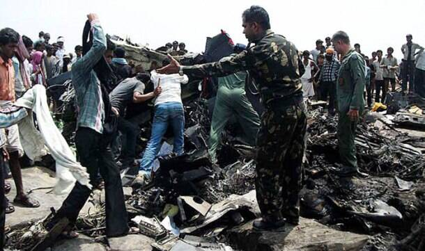 US-made IAF plane C-130J crashes