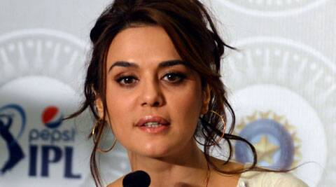 Preity replied that this piece of news is absolutely untrue.