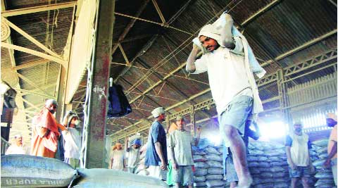 Several traders said the union goons stall work, damage goods and threaten workers and staffers.