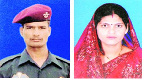 Kalyani's husband Mahadeo died fighting terrorists