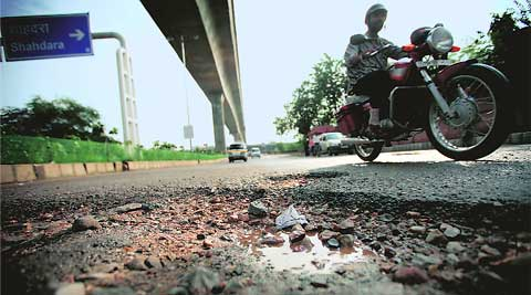 Several roads in the capital need re-carpeting.(ARCHIVE)