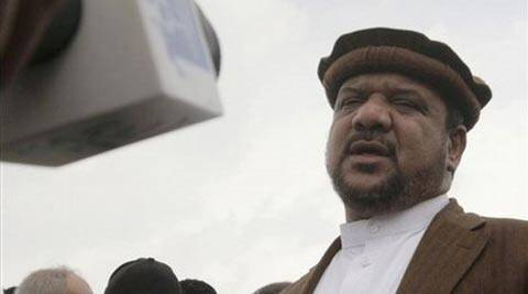 Fahim, a feared warlord, was accused of keeping his own militia standby. (AP)