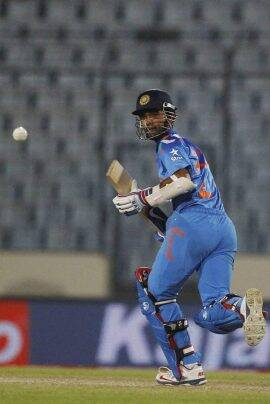 Asia Cup 2014: India cruise to comprehensive win