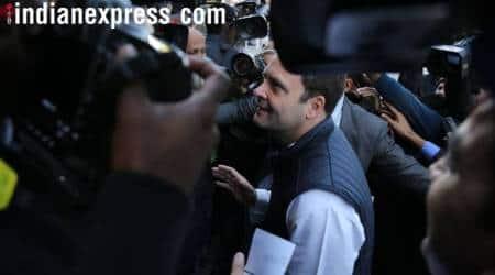 Rae Bareli: Congress MLC booked for clashing with police during Rahul Gandhi'svisit