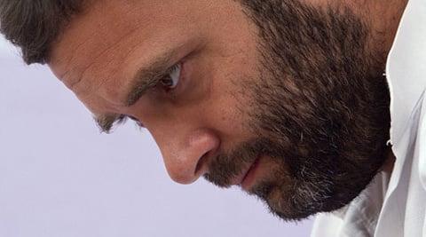 Congress vice president Rahul Gandhi. (Reuters)