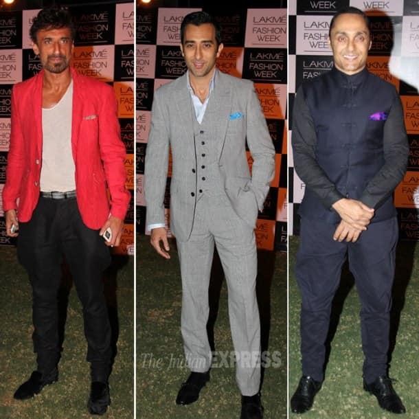 Lakme Fashion Week stylistas: Huma Qureshi, Mandira Bedi, Shamita Shetty