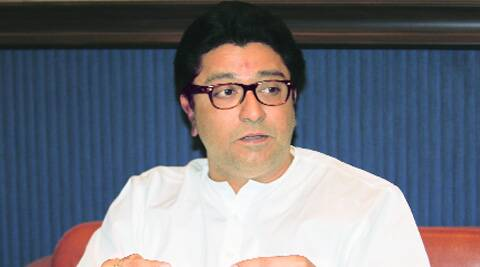 MNS chief Raj Thackeray.