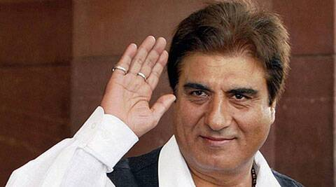 Raj Babbar also lashed out police personnel for the city acquiring a bad reputation. (PTI)