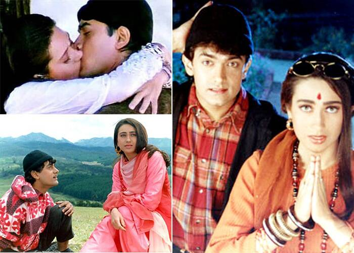 Aamir Khan had only one release in 1996 – 'Raja Hindustani' opposite Karisma Kapoor. The film earned him his first Filmfare Best Actor Award and went on to become the biggest hit of the year.