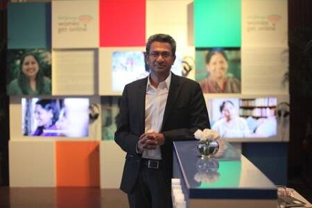 WEB SPECIAL: Google's three pillars for India, as explained by Rajan Anandan