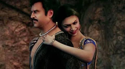 Watch trailer: Deepika Padukone romances Rajinikanth in ...
