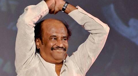Rajinikanth says no to politics