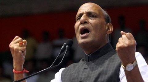 Rajnath had said that, 'if there has been any mistake and shortcoming on our part, I assure you that we will apologise to you by bowing our heads.' (PTI)
