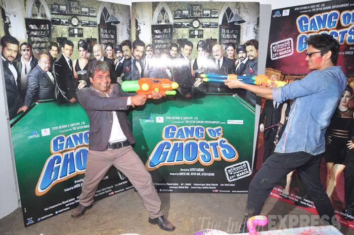 'Gang of Ghosts' is an upcoming Hindi paranormal comedy film. (Photo: Varinder Chawla)