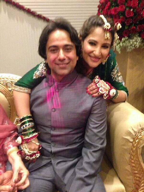 Rakshanda Khan marries beau Sachin Tyagi