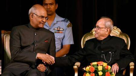 Ram Nath Kovind takes over as India's 14th president, says diversity is key tosuccess
