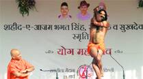 Cong MLC goes to EC, complains againstRamdev