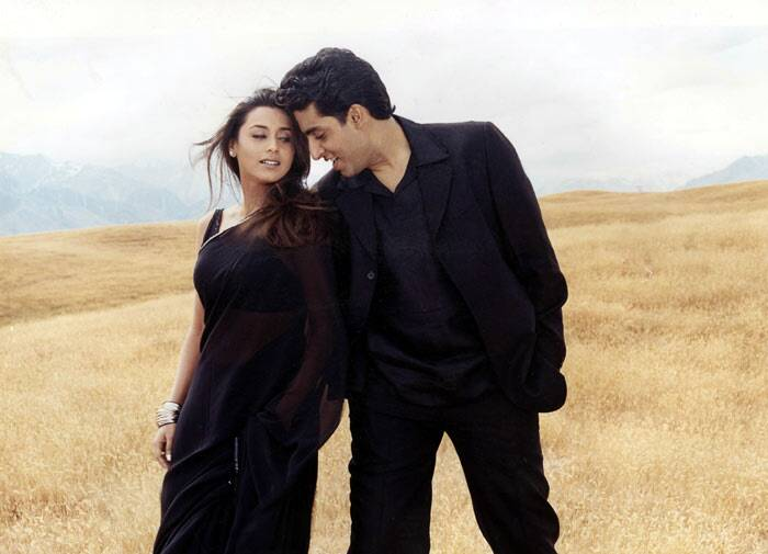 Rani was also believed to have been dating Abhishek Bachchan during the filming of 'Yuva'. But, its belived that the two shared very different interests and were not completely compatible.