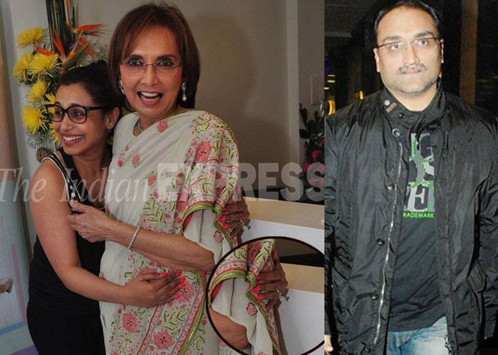 Currently, Rani is said to be in a serious relationship with filmmaker Aditya Chopra. Though neither of them have openly admitted to the romance, Rani has been spending a lot of time with the Chopra family and they are expected to tie the knot soon.