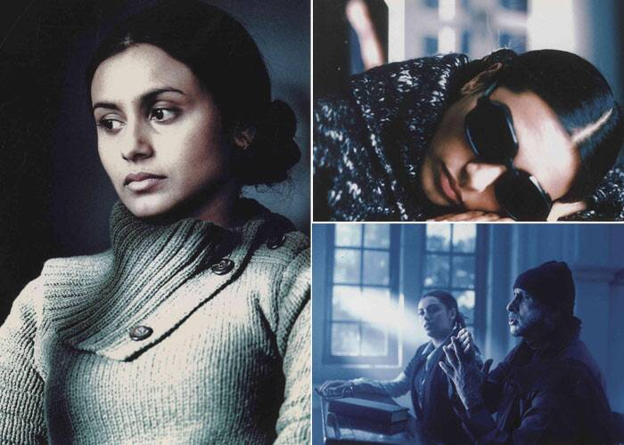 In 2005, Rani Mukherji showcased her true acting talent when she essayed the role of a deaf and blind girl in Sanjay Leela Bhansali's 'Black', which had Amitabh Bachchan playing her teacher. The film won several awards including two National Awards and eleven Filmfare Awards.