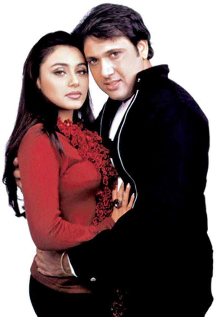 When it comes to romance, Rani Mukherji surely had her share of relationships and heartaches. During the initial phase of her career, the actress was said to have had a close relationship with Govinda, who she met on the sets of 'Hadh Kardi Ape'. However, this did not go down well with the actor's wife Sunita and eventually they ended things.