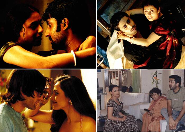 Year 2004 saw three big releases from Rani Mukherji. She first appeared in Mani Ratnam's 'Yuva' along with Abhishek Bachchan, Ajay Devgn.  Rani won the Filmfare award for Best Supporting Actress for her portrayal of a Bengali housewife. <br /><br /> Next, she acted in Kunal Kohli's romantic comedy 'Hum Tum' opposite Saif Ali Khan, which earned her a Best Actress award.