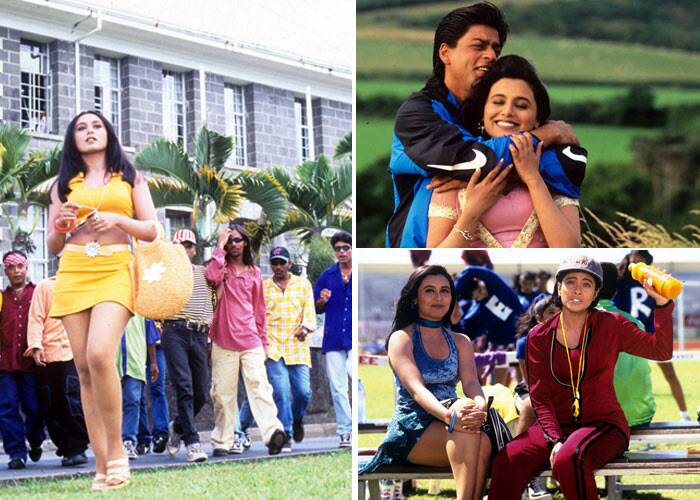 That same year, she appeared in Karan Johar's love triangle 'Kuch Kuch Hota Hai' along  with Shah Rukh Khan and cousin Kajol. The film became a huge blockbuster, earning over  Rs 1.03 billion . It bagged eight Filmfare awards including the Best Supporting Actress for Rani.
